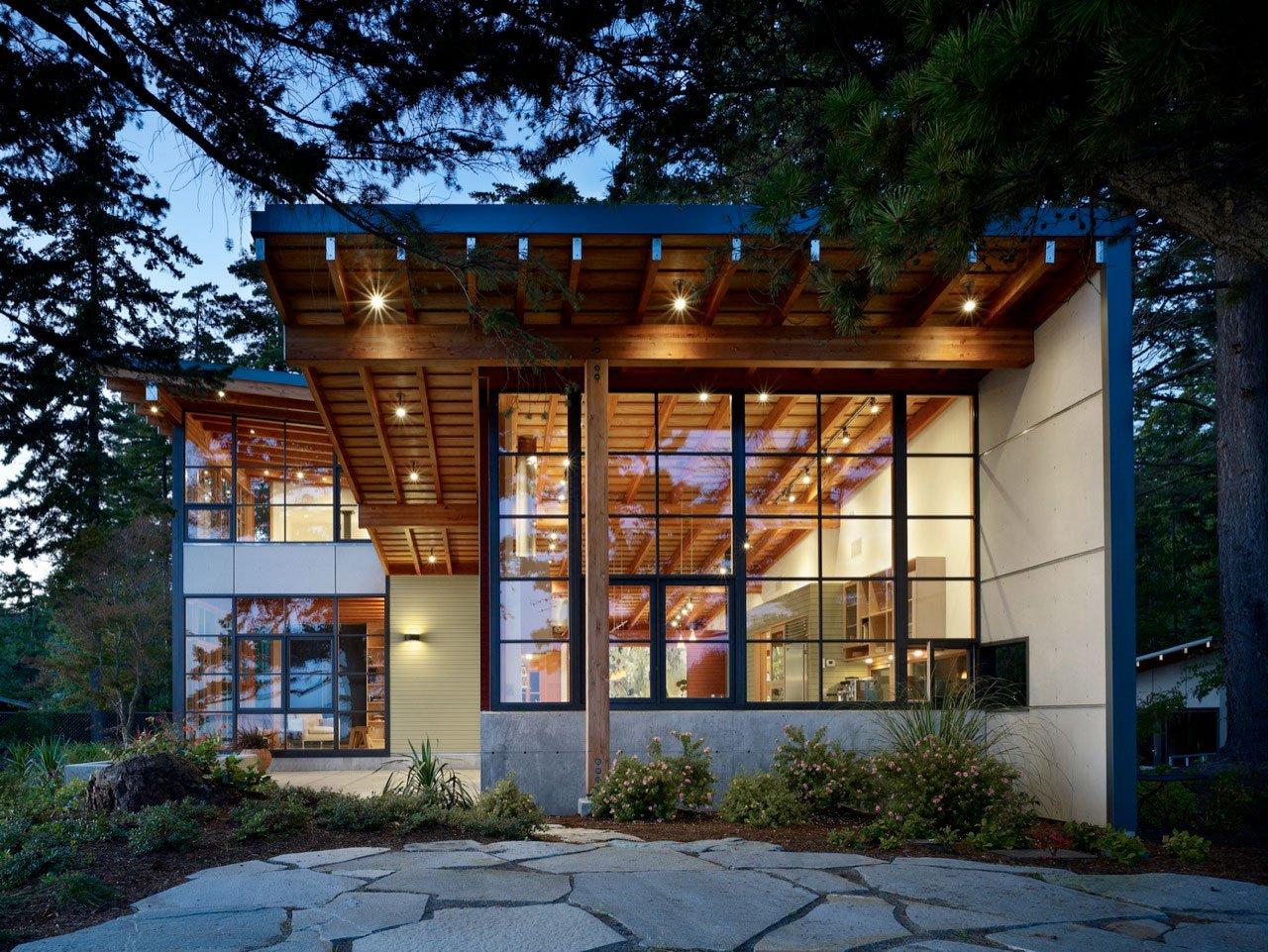 The Davis Residence by Miller Hull Partnership