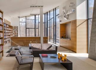 Difficult Run Residence by Robert M. Gurney Architect