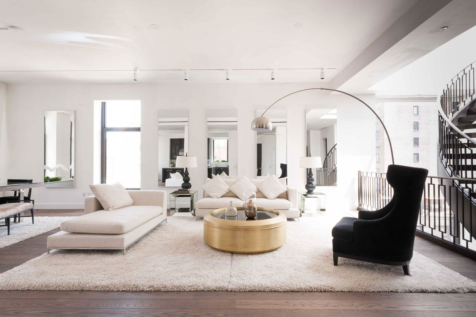 66 East Eleventh Street Penthouse in New York by Delos