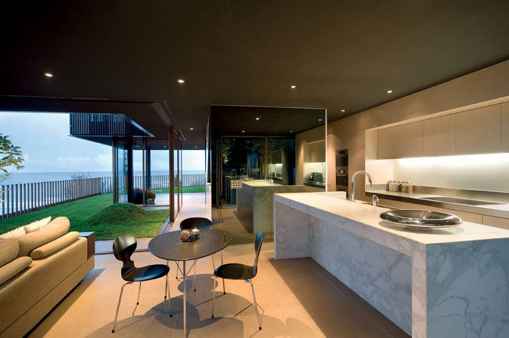 Freshwater House By Chenchow Little Caandesign