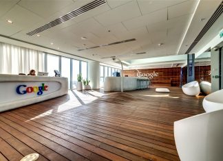 The Google's Office in Tel Aviv by Camenzind Evolution
