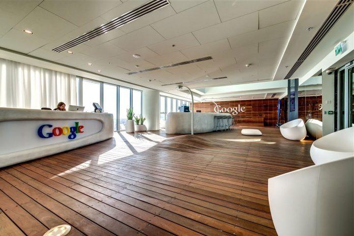 The Google's Office in Tel Aviv by Camenzind Evolution