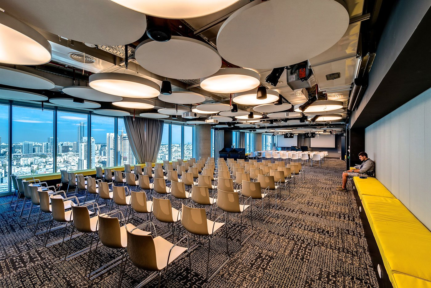 The Googles Office in Tel Aviv by Camenzind Evolution