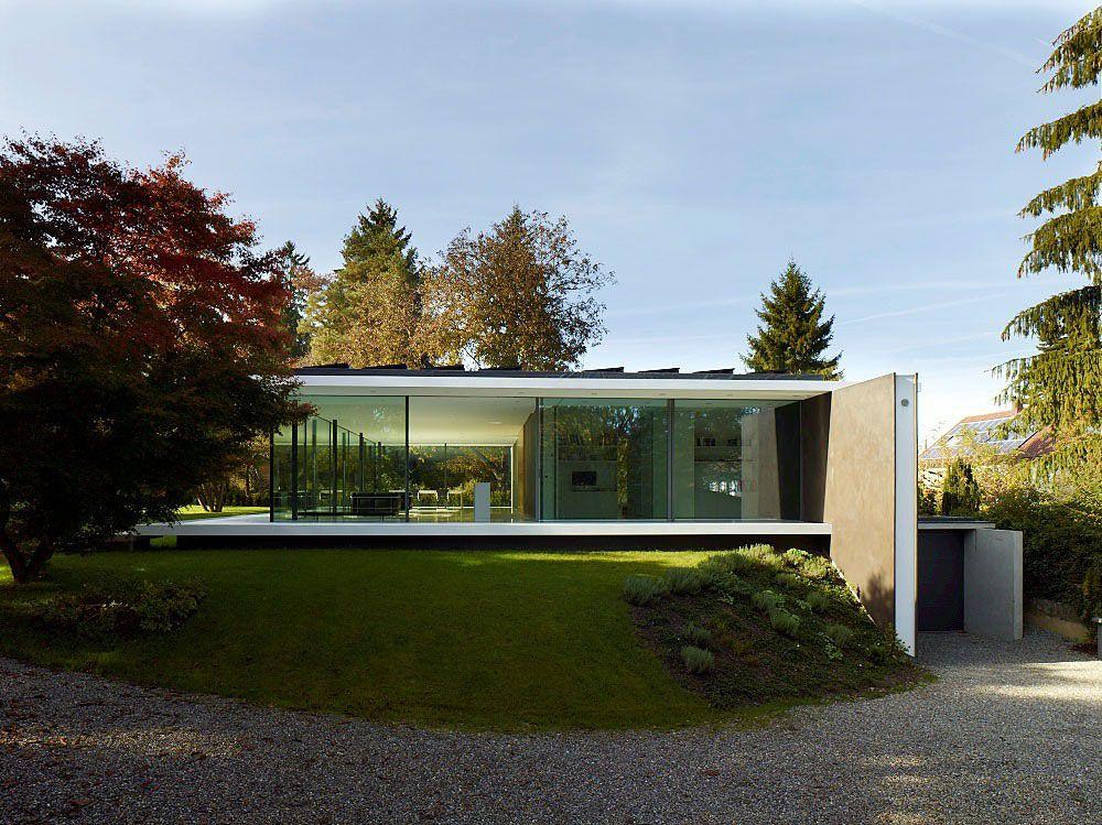 haus d10 by werner sobek caandesign architecture and home design blog. Black Bedroom Furniture Sets. Home Design Ideas