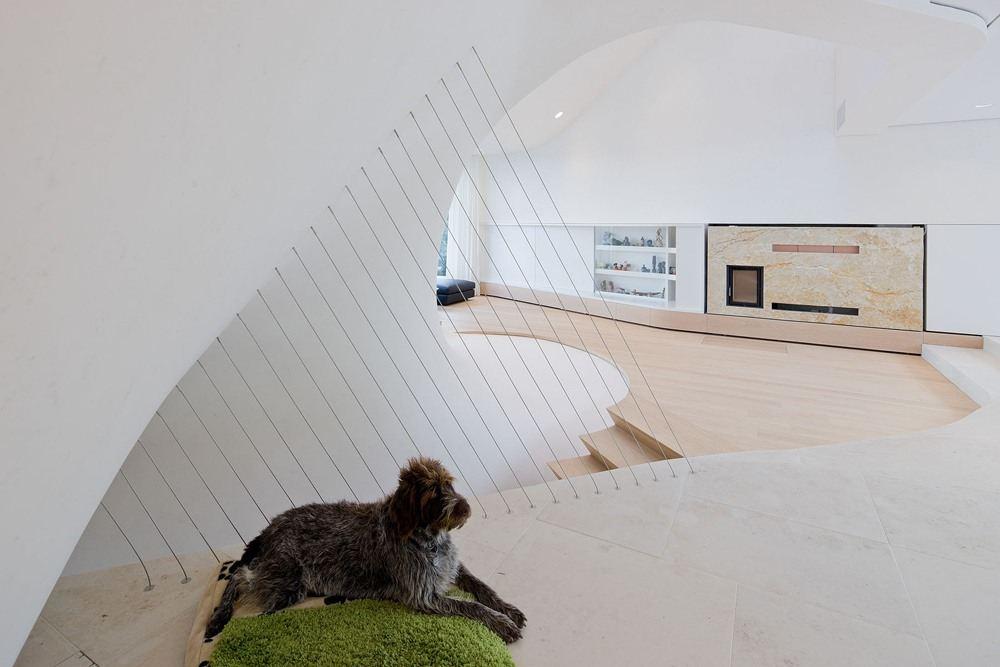 haus am weinberg by unstudio caandesign architecture and home design blog. Black Bedroom Furniture Sets. Home Design Ideas