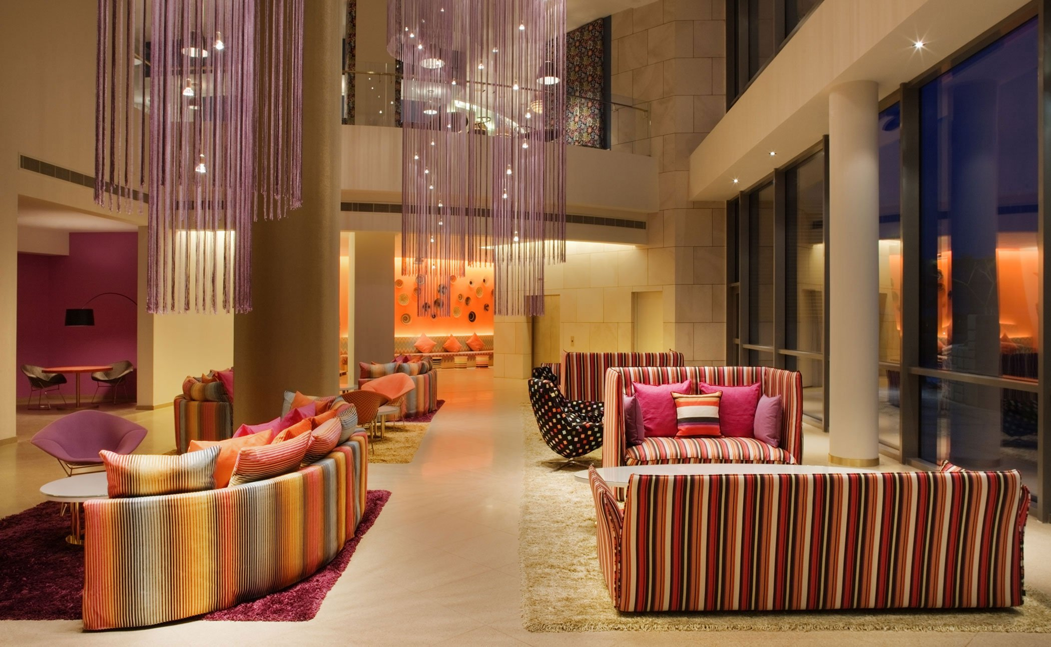 The Contemporary Hotel Missoni in Kuwait City