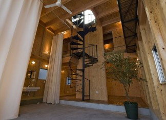House in Waga-Zaimokuza by Architect Cafe
