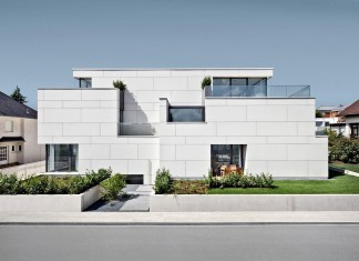 Housing Building of Seven Units by METAFORM architecture