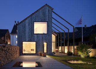Kirchplatz Residence by Oppenheim Architecture + Design