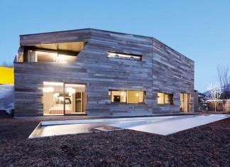 Kitzbuehel Mansion Tyrolia by Splendid Architecture