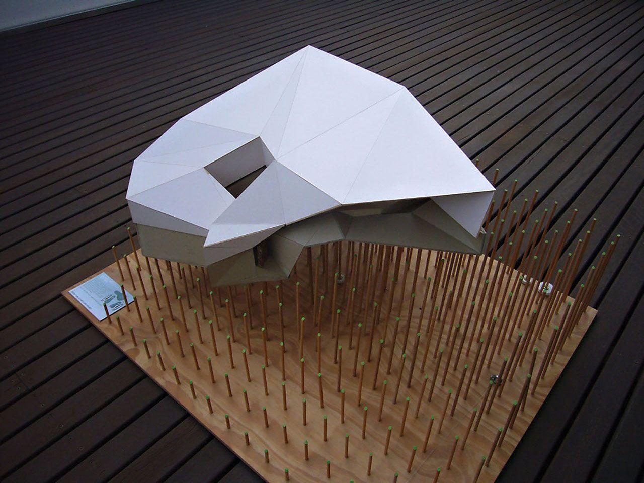 Klein Bottle House 17 Caandesign Architecture And Home Design Blog - Klein-bottle-house-by-mcbride-charles-ryan