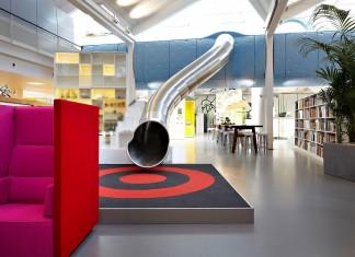 LEGO PMD Offices in Billund, Denmark by Rosan Bosch and Rune Fjord