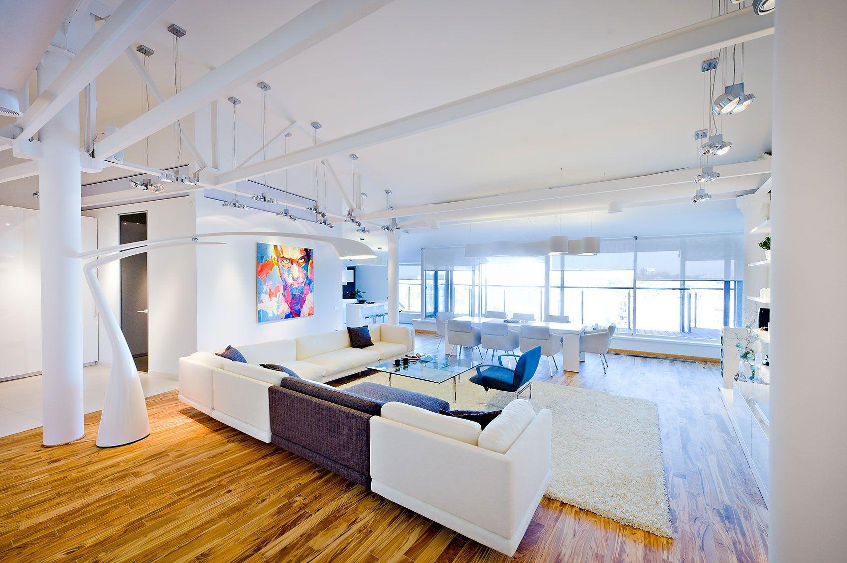 Loft Apartment In Chisinau By Grosu Art Studio Caandesign Architecture And Home Design Blog