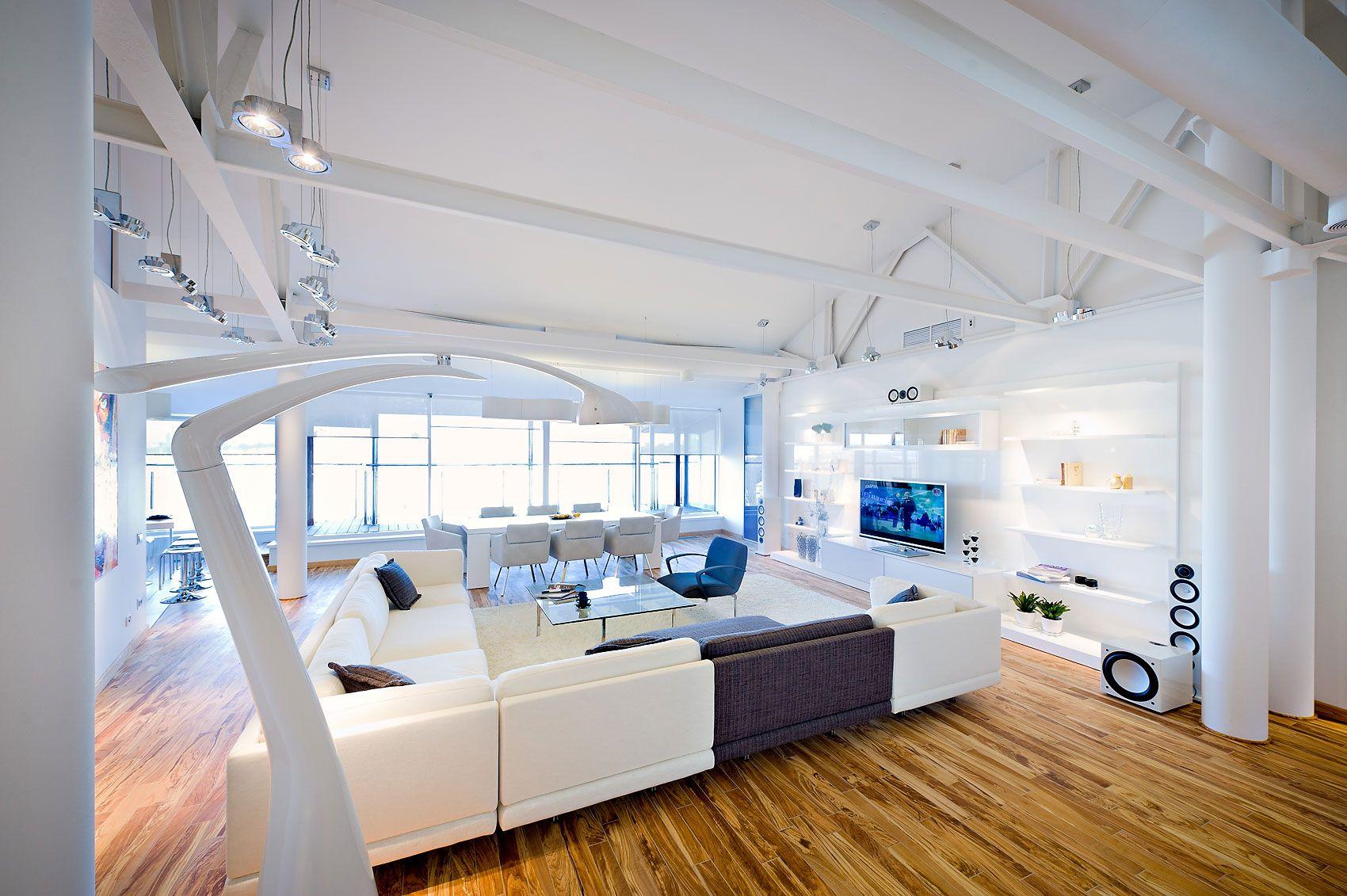 Studio Apartment Loft loft apartment in chisinaugrosu art studio - caandesign