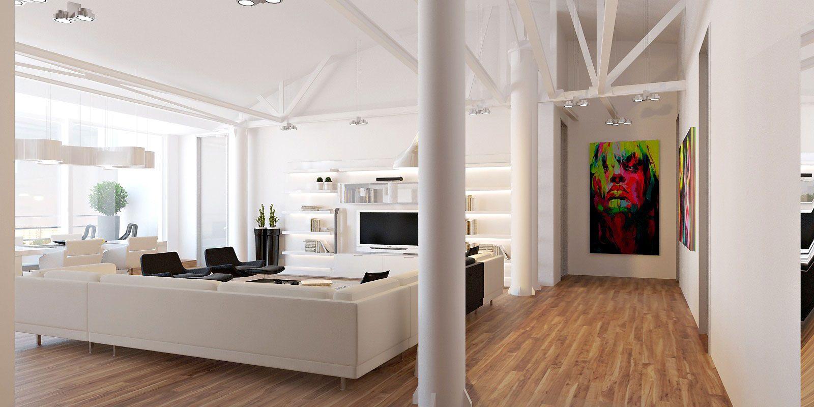 ... Loft Apartment 36 ...