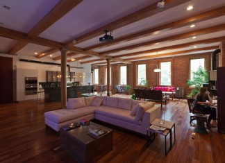 Loft in NOHO by JENDRETZKI