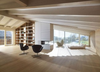 MP Apartment by Burnazzi Feltrin Architetti