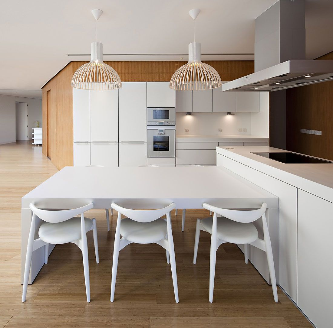 Kitchen Floor Mop Ultramodern Mop House By Agi Architects Caandesign