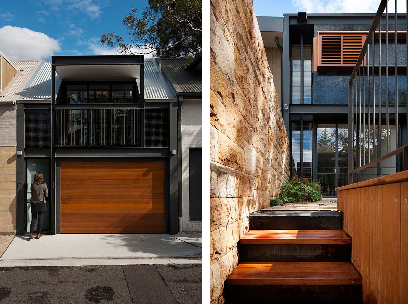 Rozelle terrace house by carter williamson architects for Terrace of the house