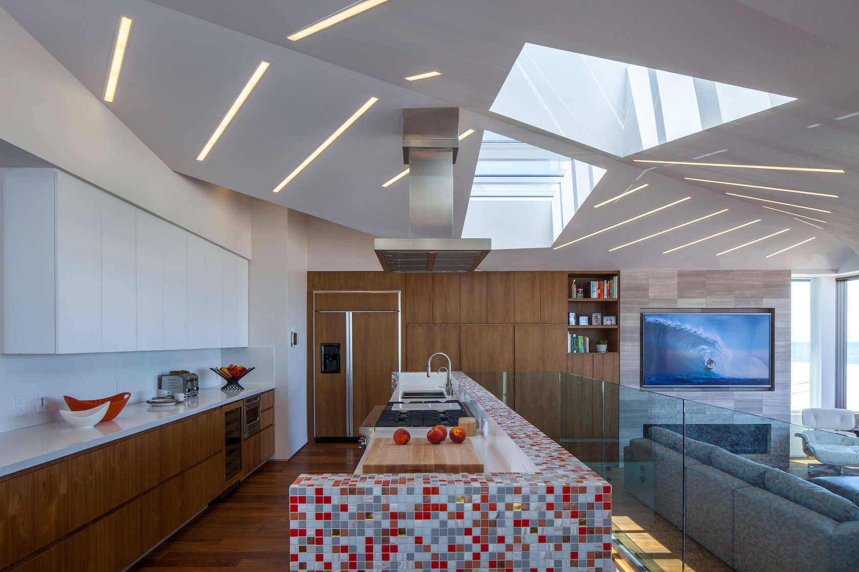 silver strand beach houserobert kerr architecture design