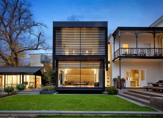 Contemporary Victorian House in South Yarra, Melbourne