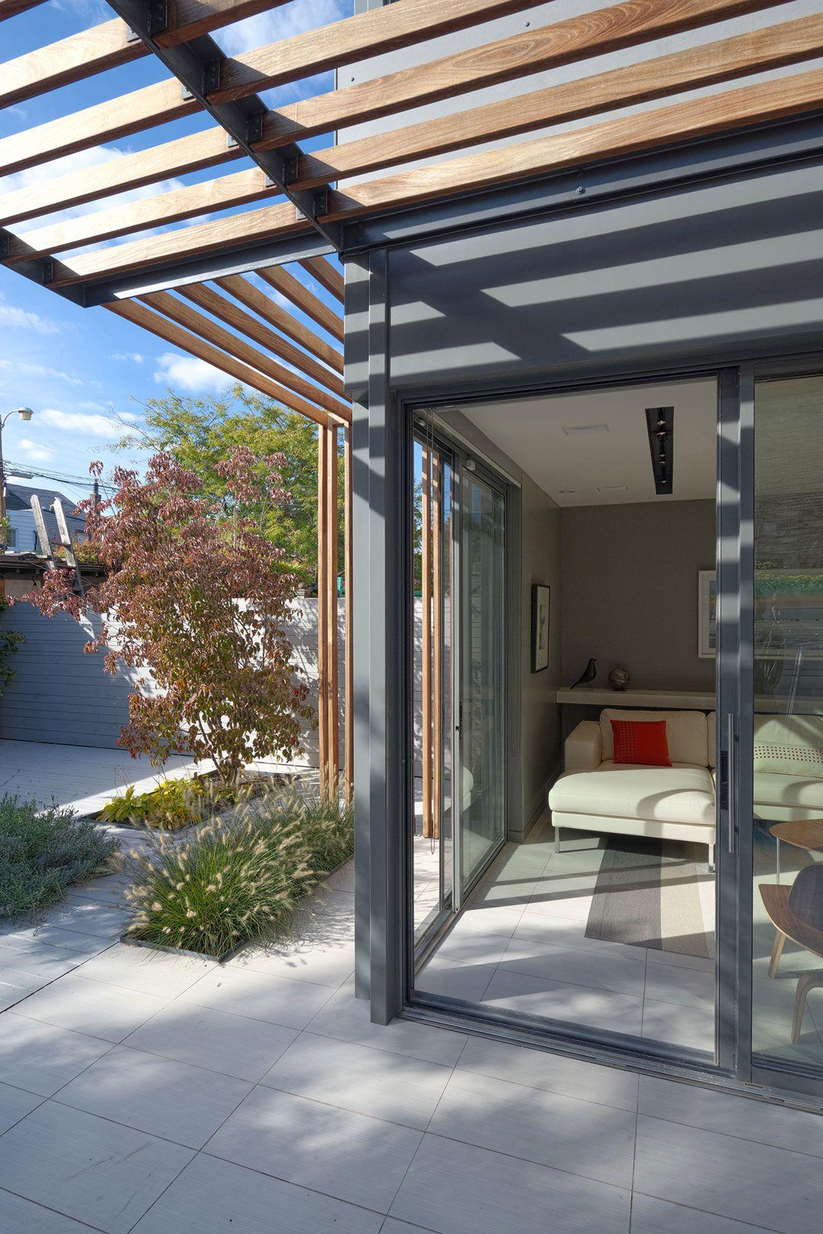 Through House By Dubbeldam Architecture Design
