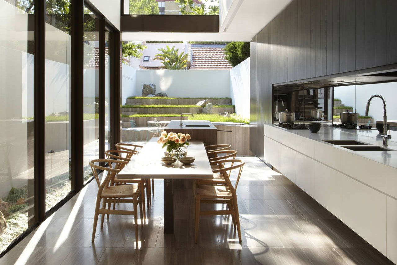 Tusculum residence by smart design studio caandesign for Modern house design with terrace