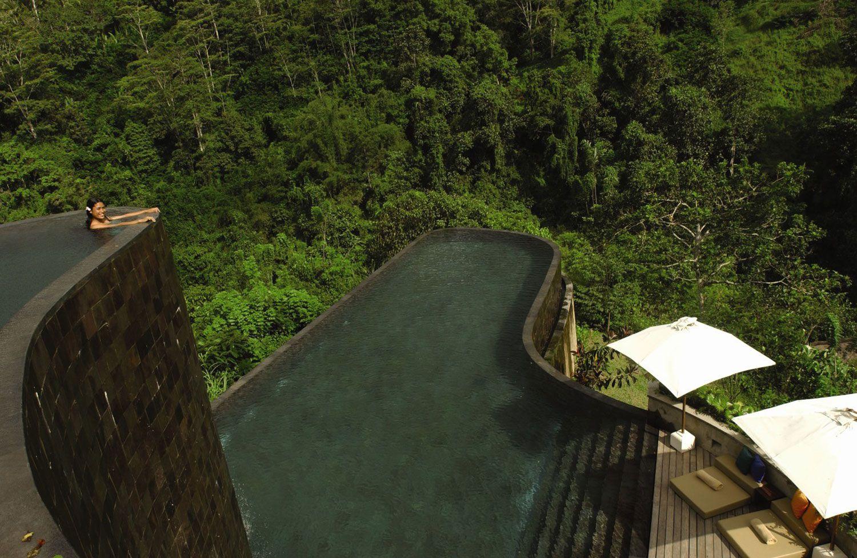 Ubud Hanging Gardens In Bali By William Warren And John Pettigrew
