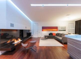 V-21 Apartment by VALENTIROV&PARTNERS