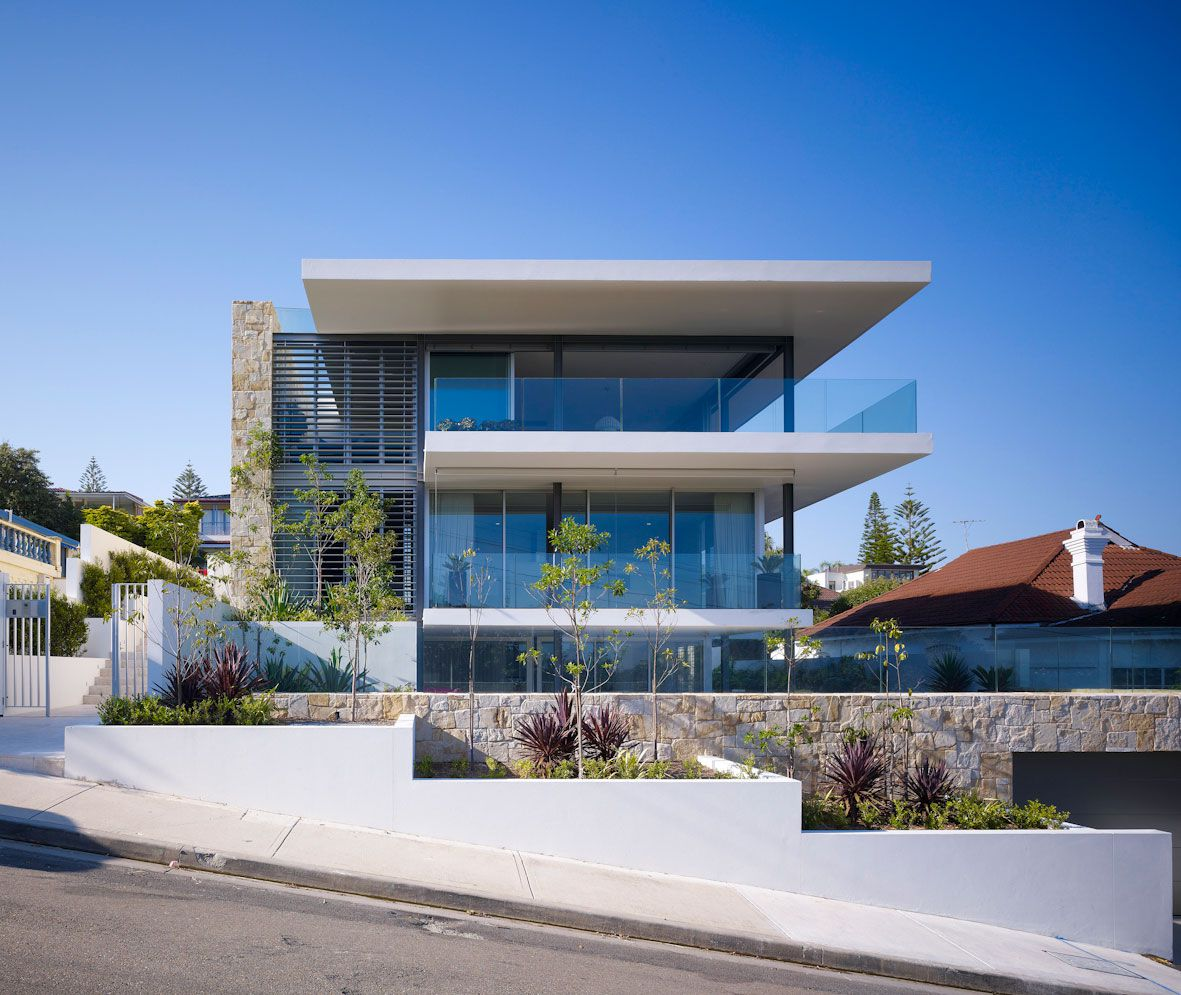 Vaucluse House by MPR Design Group CAANdesign Architecture and