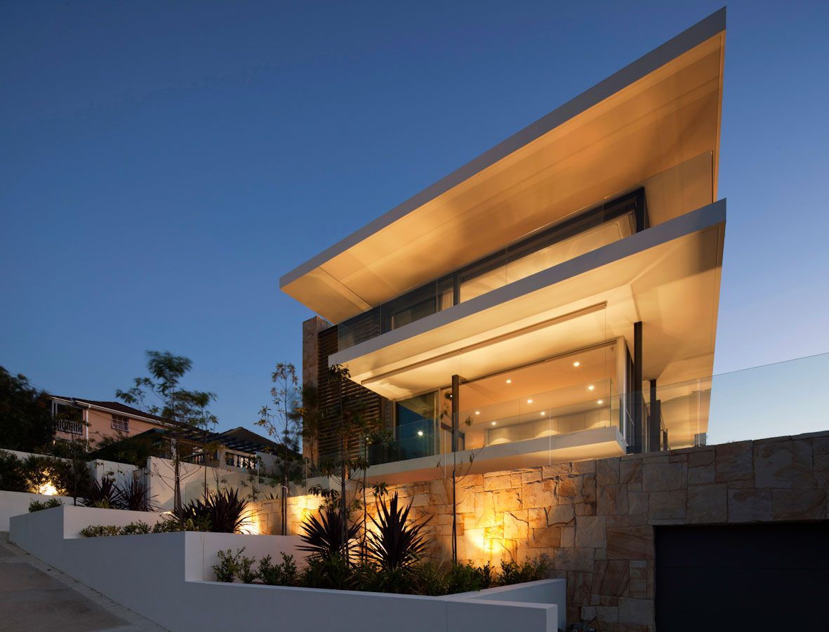 Vaucluse House 05 australian modern design homes home modern,Australian Designer Homes