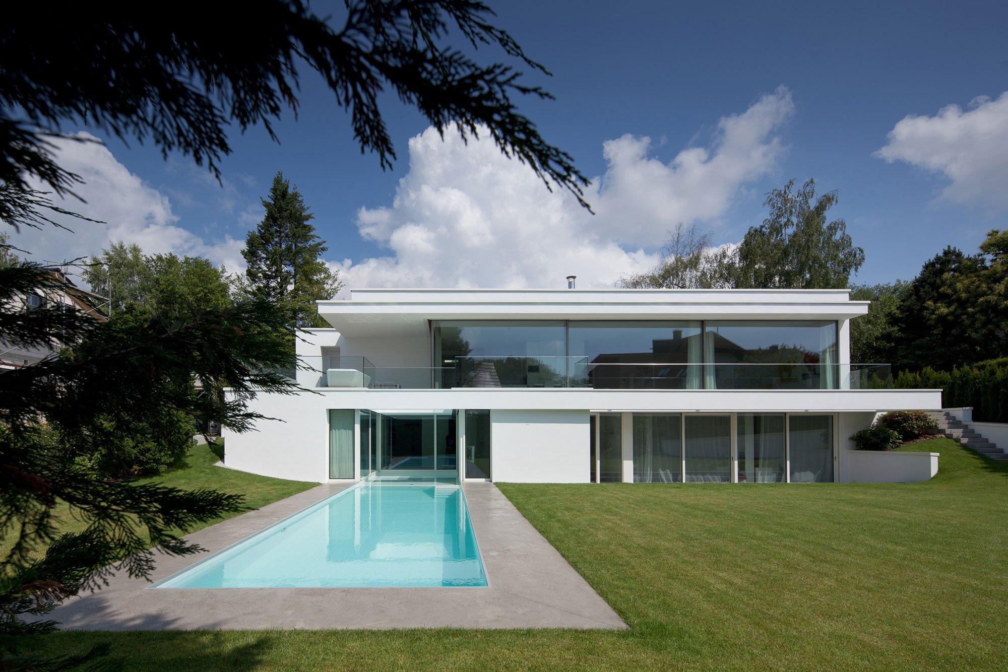Villa Von Stein by Philipp Architekten GmbH