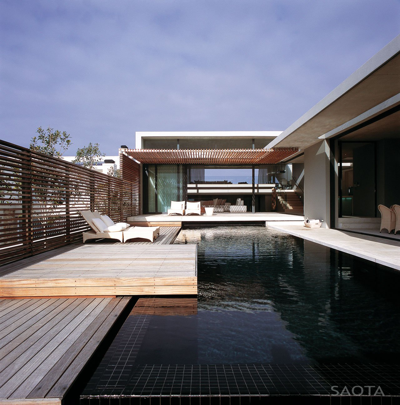 Voelklip House by SAOTA and ARRCC - CAANdesign | Architecture and home design blog