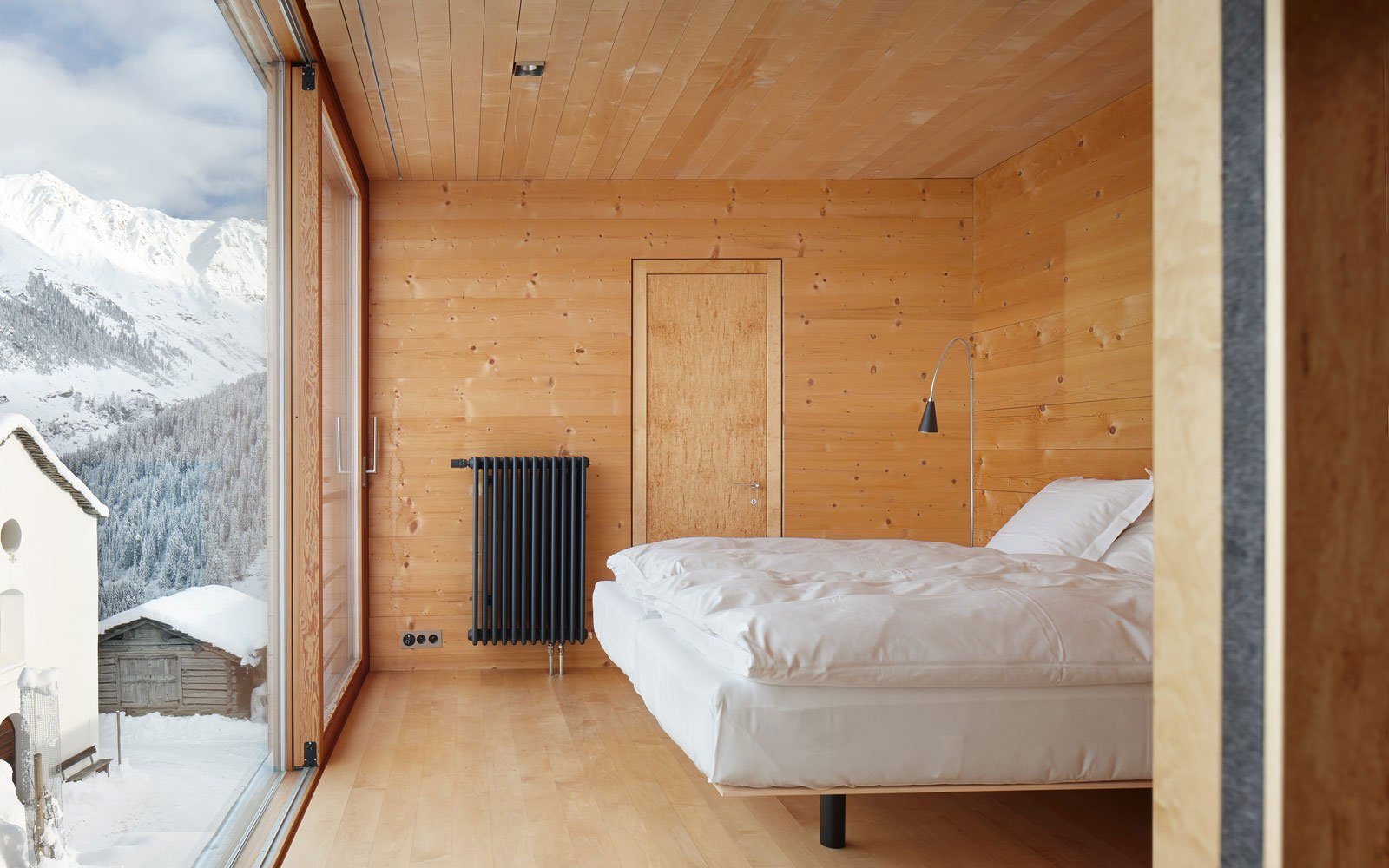 Zumthor Vacation Homes In Leis Caandesign Architecture