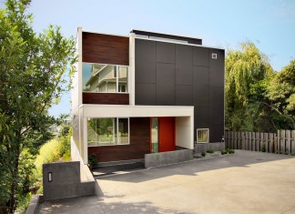 Backyard House by SHED Architecture & Design