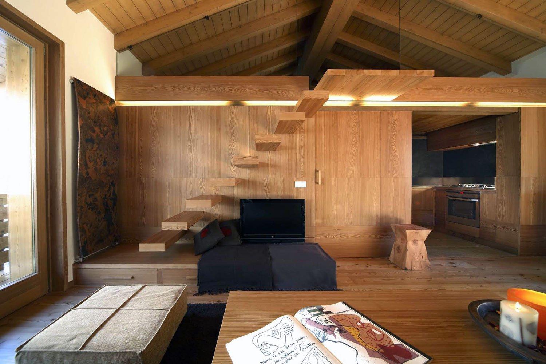 Дизайн всего дома внутри