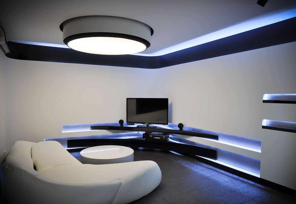 Ultramodern Apartment by Jovo Bozhinovski