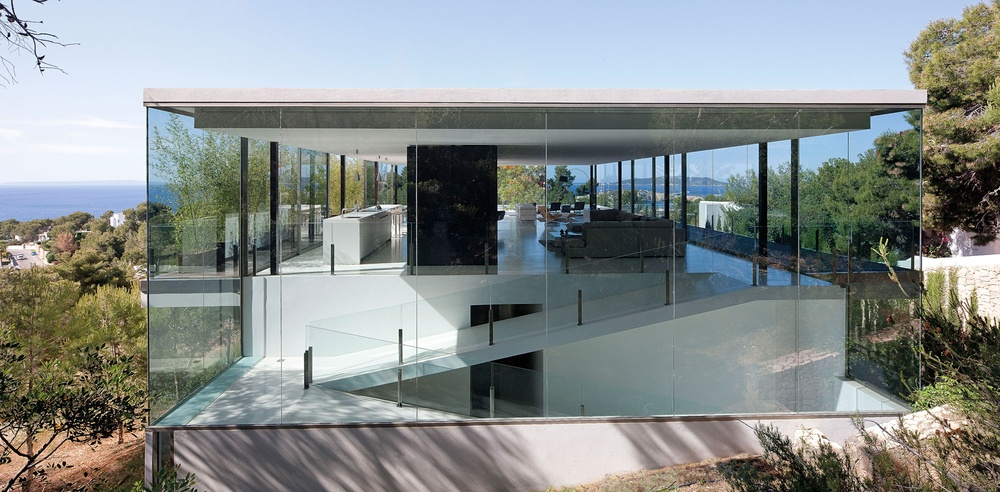 Mana Glass House by AABE
