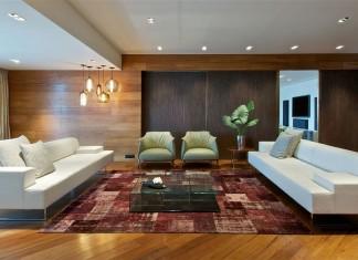 Mumbai Penthouse by Rajiv Saini & Associates
