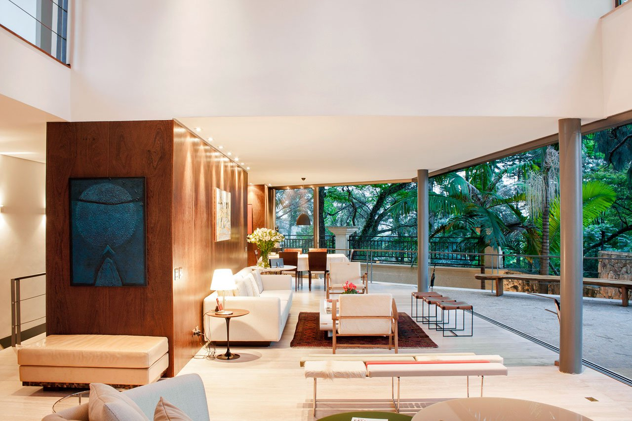 Offset House by Shieh Arquitetos Associados