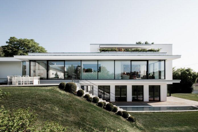 Villa Mauthe byPhilipp Architekten GmbH