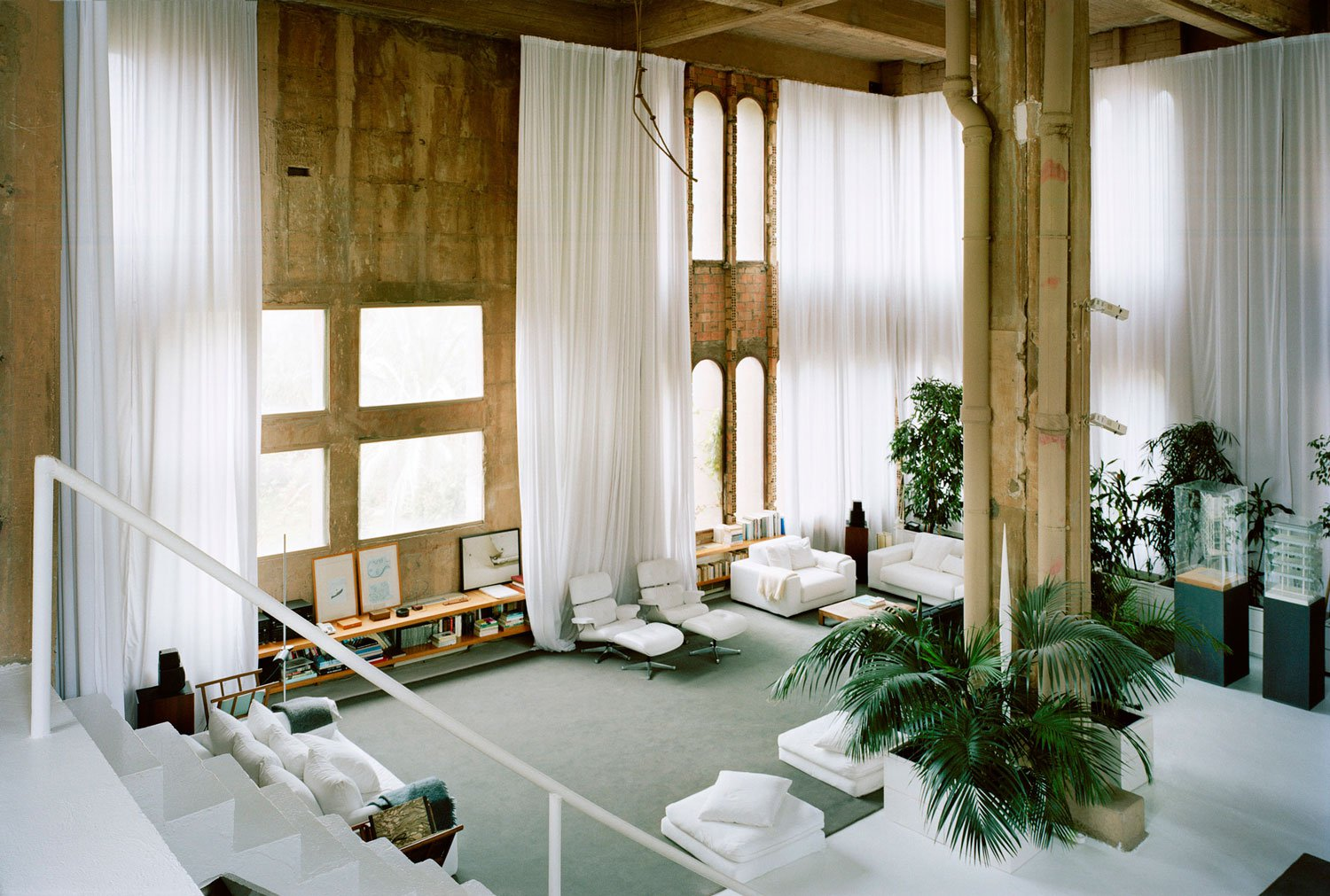 The Factory by Ricardo Bofill and Taller de Arquitectura