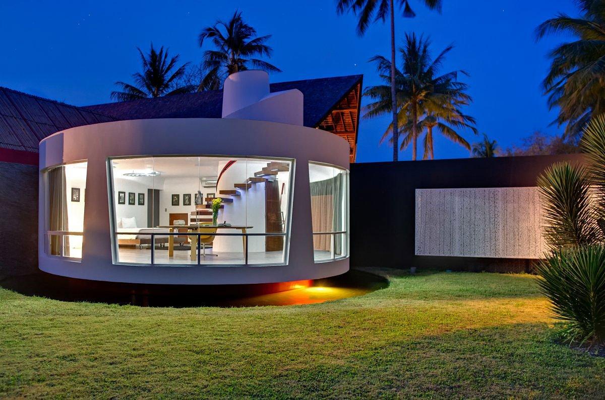 Villa Sapi In Indonesia By David Lombardi Caandesign
