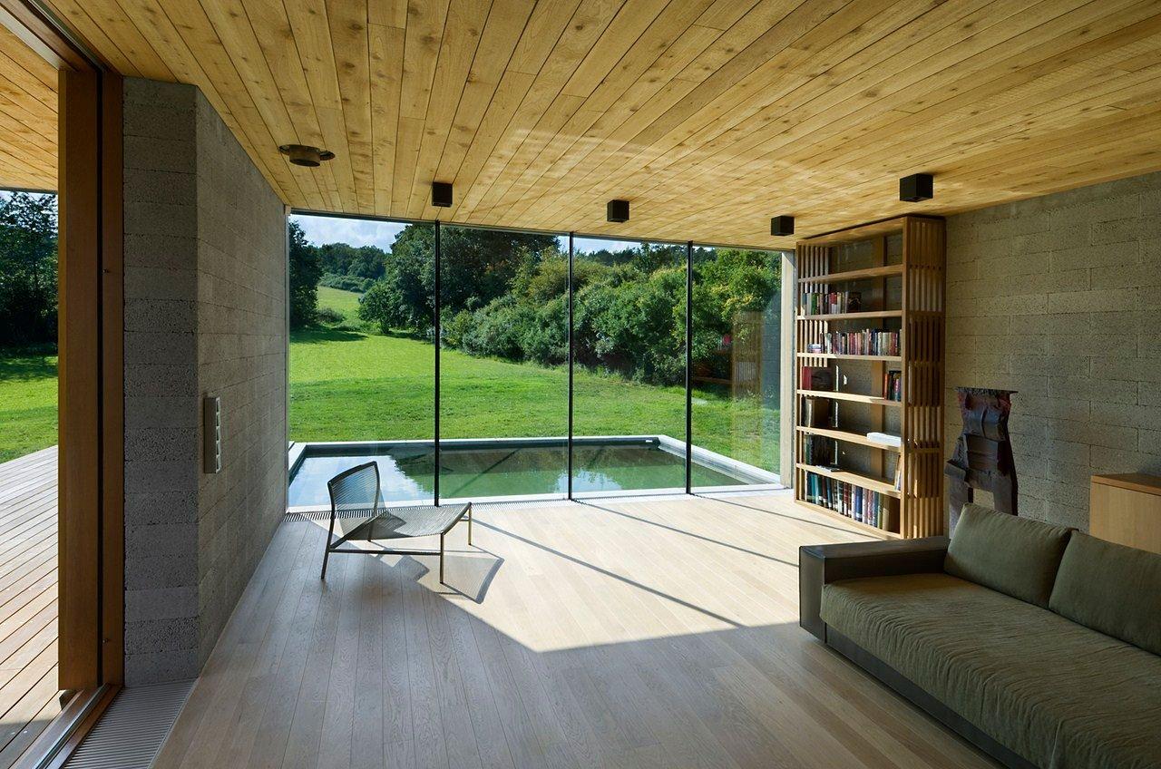 Weekend House By Marketa Cajthamlova Nice Design