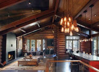 Moody Cabin by TruLinea ArchitectsMoody Cabin by TruLinea Architects