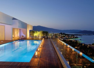 Yachting Club Villas at Elounda Beach by Davide Macullo Architects