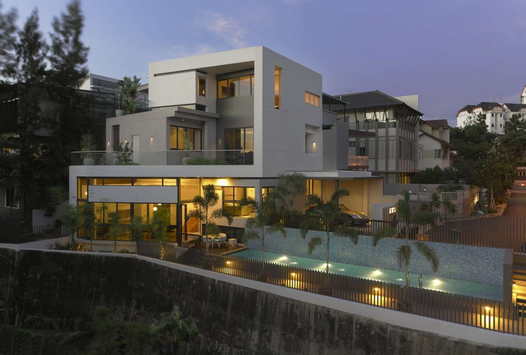 27 Lucky Heights House by A D Lab