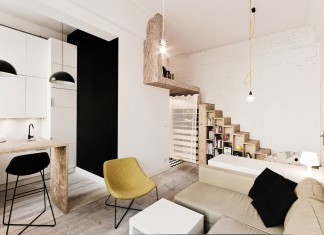 29 Square Meters Apartment by 3XA