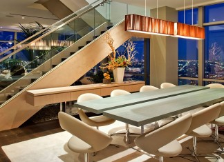 51A Duplex Penthouse of The Ritz-Carlton Residences in Los Angeles