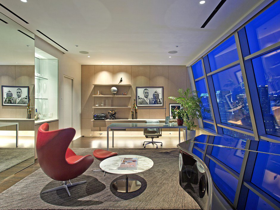 51A Duplex Penthouse of The Ritz-Carlton Residences in Los Angeles-03